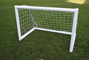 Football Target Training Goal 1.5m x 1m - Pro 80mm Aluminium - Made in the UK