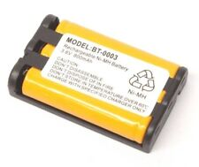 BT-0003 Cordless Phone Battery Replacement AAA 800mAh 3.6V for Uniden BT0003