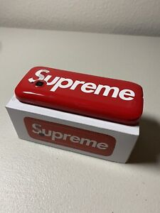 Supreme/BLU FW19 Burner Phone - Red (Unlocked) (Dual SIM)