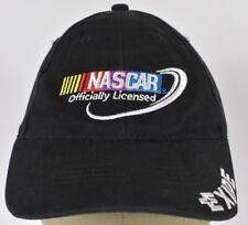 Black Nascar Exide Batteries Embroidered Baseball Hat Cap Adjustable