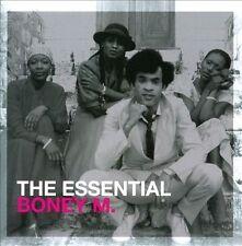 BONEY M - The Essential Boney M. (2 CD, 2012, Sony) BRAND NEW IMPORT, NOT SEALED