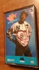 Busy Bee - Running Thangs (Cassette, 1988 UNI records) UNIC-2
