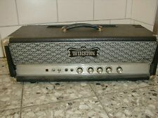 70's WINSTON TUBE 100 WATTS AMP - made in GERMANY
