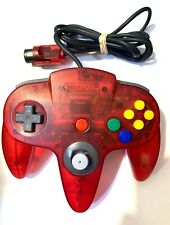 Official Genuine OEM Nintendo 64 N64 Watermelon Red Controller Pad ORIGINAL!
