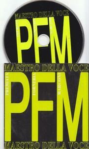 Premiata Forneria Marconi   Maestro della voce - 1998 - cd RTI Music singolo