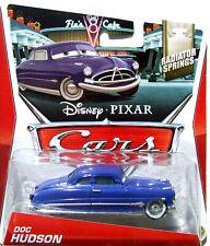 CARS 1 DISNEY PIXAR PAR MATTEL DOC HUDSON NEUVE RARE
