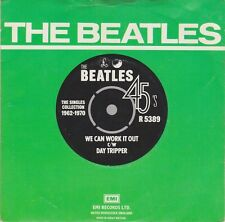 THE BEATLES - We Can Work It Out [Vinyl Single 7 Inch,1976] UK R 5389 *EXC