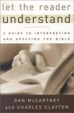 Let the Reader Understand: A Guide to Interpreting and Applying the Bible (Paper