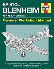 Haynes Owners' Workshop Manual - Bristol Blenheim