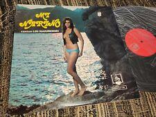 NARIÑENSES Mi nariño LP 1973 SEXY NUDE COVER *SPAIN* Rivelo Riascos&Bolivar Mesa