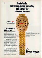 Eterna-Sonic-1971-Reklame-Werbung-vintage print ad-Vintage Publicidad-老式平面广告