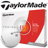 TAYLORMADE PROJECT (S) 3 PIECE GOLF BALLS / MULTI-BUY DOZEN PACK DEALS / WHITE