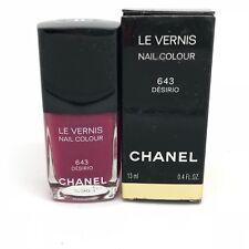 CHANEL LE VERNIS Nail Colour ** DESIRO 643 ** BOXED