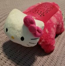 Hello Kitty Sanrio Pillow Pets Dream Lites Night Light Plush