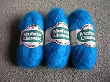 """Blue"" Berroco Gold Quality Mohair Classic Yarn"