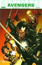 Ultimate Comics Avengers Blade vs Avengers by Mark Millar & Steve Dillon 2011 HC