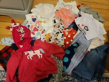 3-6 month baby girl clothes lot 38 items, spring, summer