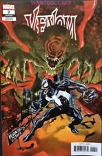 VENOM #2 WANTED COMIX STORE VARIANT DONNY CATES TOMB OF DRACULA #23 HOMAGE NEW 1