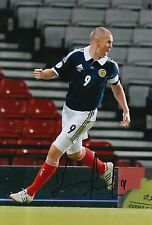 SCOTLAND HAND SIGNED KENNY MILLER 12X8 PHOTO PROOF 13.
