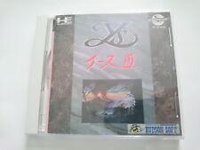 Ys III for PC Engine CD [NTSC-J]