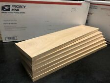 "x6 Cherry Boards Lumber 3/4"" Thick 23.5"" long Wood Boards / Dimensional / Planed"
