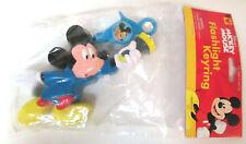 Vintage Disney MICKEY MOUSE Flashlight Keychain New (read desc)
