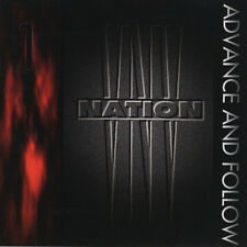 VNV Nation - Advance And Follow CD FIRST EDITION!!! M/Print Discordia