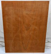 planche acajou instrument musique maquette lutherie mahogany corp guitare