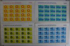 N6 460-463 Liechtenstein pequeños arcos frase postfr. compl. (2) 80,- MW
