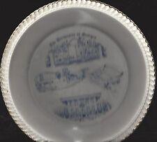1960's Georgia Bulldogs Decorative Collectors Plate with Sanford Stadium