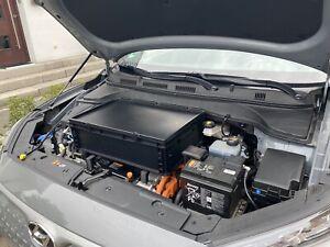 Frunk für Hyundai Kona !! Zubehör !! Black Edition