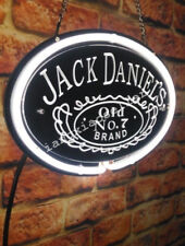 NEW JACK DANIEL's old No.7 BRAND 3D Acrylic Beer Bar PUB  Real Neon Sign light