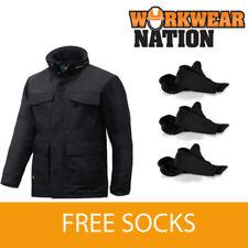 Abrigos y chaquetas de hombre parka de poliamida