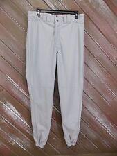 Rt Roundtripper Baseball Pants Sportswear Gray Men's Size 34