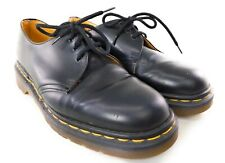 Dr. MARTENS 1461 Low Leather Shoes Boots Sz 6 US 5 UK Doc Made in England