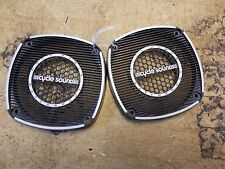1982 Honda GL1100 GL 1100 Goldwing Cycle Sound Speaker Covers Grills