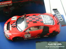 Carrera Digital 132 30588 Limited Edition Audi R8 LMS Driving Experience NEU OVP