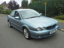 Jaguar X-Type Petrol Cars
