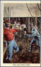 US Postcard Yankee Major John Pelham Richmond VA Motiv