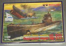 Maquette 1/400 SHCH 311 Russian Soviet Navy Submarine # 4006