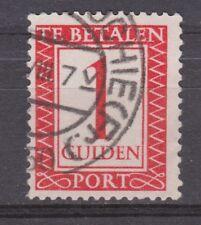 Port nr.105 CANCEL STEMPEL St ANNAPAROCHIE (Fr.) ZELDZAAM Nederland portzegel