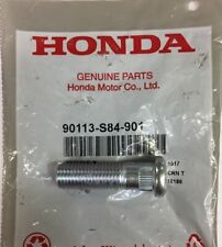 Genuine Honda Wheel Bolt (Rocknel Fastener) 90113-S84-901 Wheel Stud