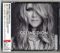 CELINE DION-LOVED ME BACK TO LIFE-JAPAN CD BONUS TRACK F30