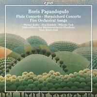 Michael Martin Kofler - Papandopulo: Flute Concerto [Michael Martin [CD]