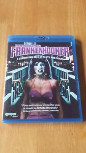 Synapse Films Frankenhooker Blu-ray