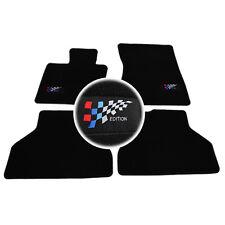 4 TAPIS SOL BMW X5 E70 LIMITED SPORT EXCELLIS MOQUETTE LOGO EDITION M SUR MESURE