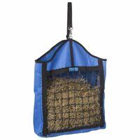 Tough-1 Royal Blue Nylon Hay Tote w/ Net Front Horse Tack 72-1601