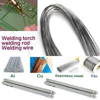 "Astrolite Stainless Steel Welding Wire 17-4 PH 0.040/"" x 36/"" 10 lbs"