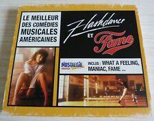 CD ALBUM BOF MUSIQUE DE FILM FLASHDANCE ET FAME LE MEILLEUR 16 TITRES 1996