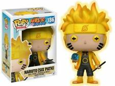 FUNKO POP! NARUTO SHIPPUDEN - NARUTO SIX PATH  EXCLUSIVE (Original)